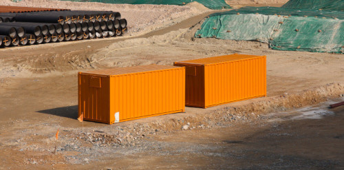steel shipping container rental in San Francisco, CA